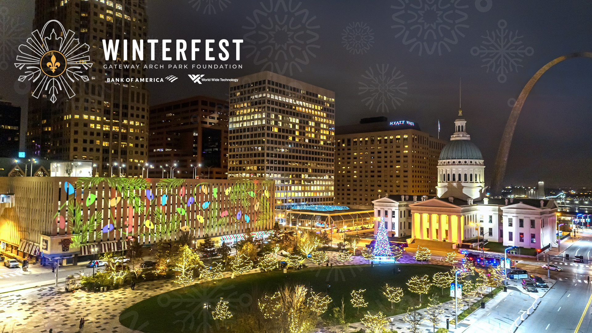 Winterfest Events Gateway Arch Park Foundation