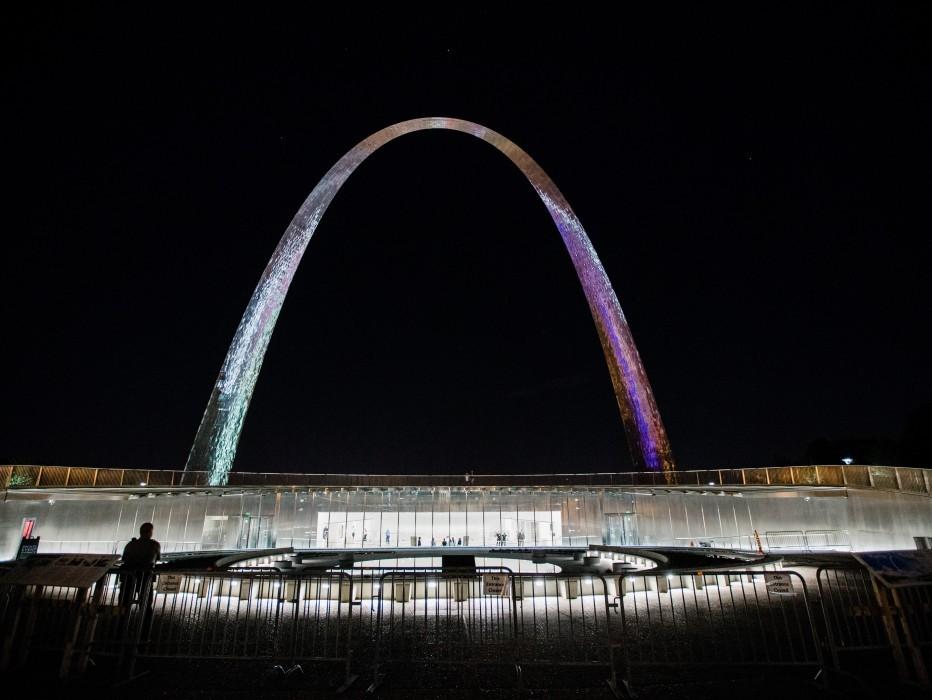 Arch night