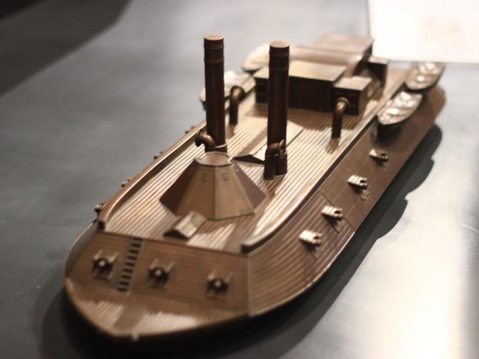 Ironclad Model