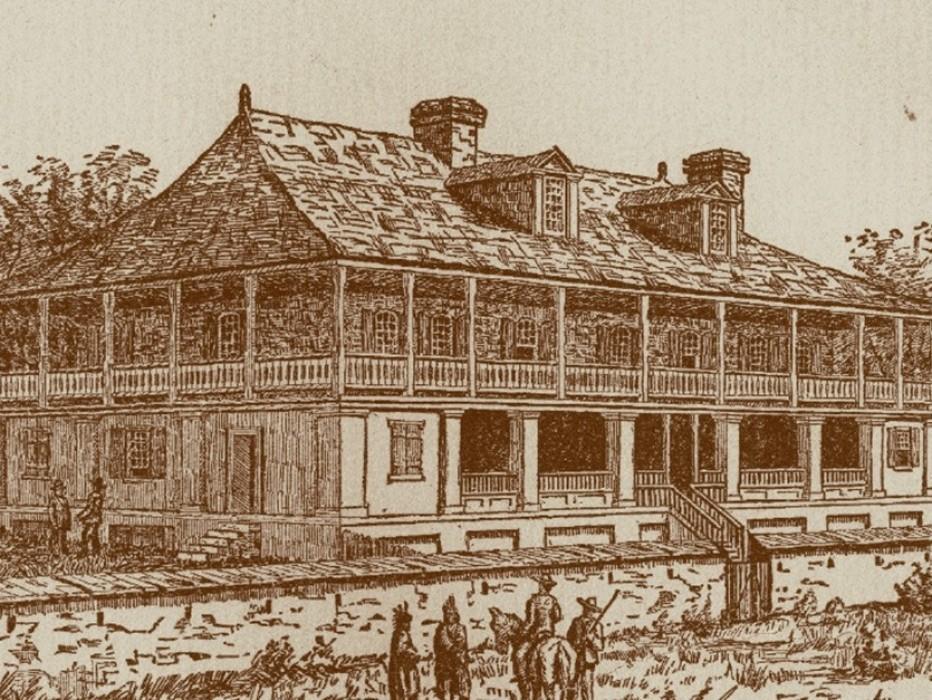 Colonial St. Louis