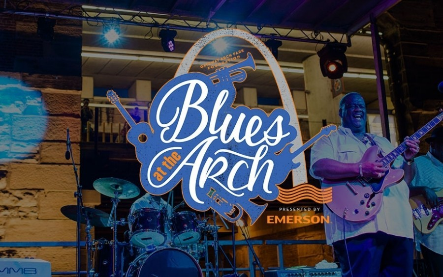 Blues at the Arch photo