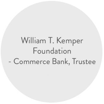 William T. Kemper Foundation - Commerce Bank, Trust