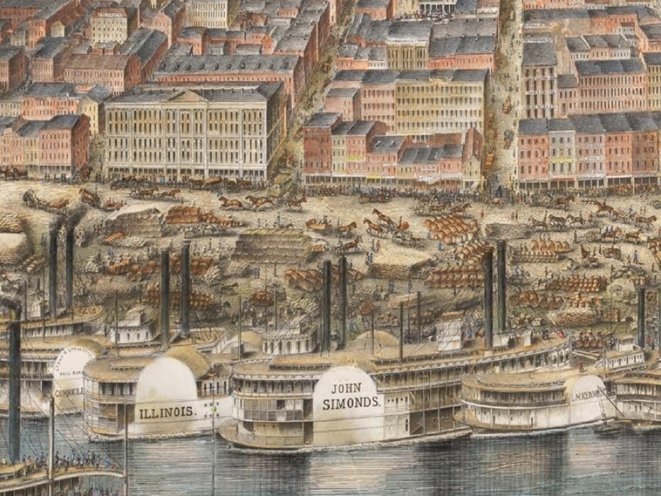 The Riverfront Era