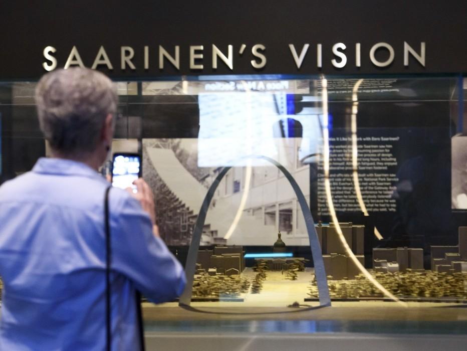 Saarinen's Vision